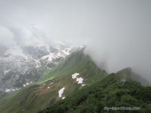 Geißspitze, Wandern Montafon