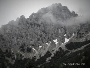 Hohe Köpfe, Rätikon, Bergwandern