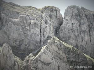 Hundstein Steig, Alpstein