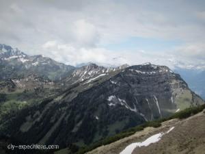 Wandern am Schönberg Fürstentum Liechtenstein