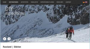 Skitouren Sibirien Ural Altai