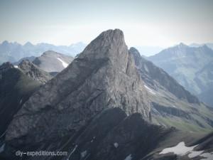 Roggspitze, Lechtaler Alpen