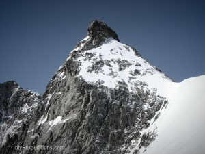 Skitour am Mittler Tierberg