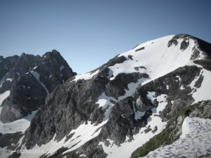Trittkopf, Pazüelfernerspitze, Lechtaler Alpen
