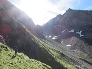 Parseierscharte, Lechtaler Alpen