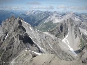 Dawinkopf, Lechtaler Alpen