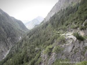 Lötzbach, Lechtaler Alpen