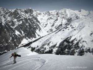 Skitouring im Himalaya