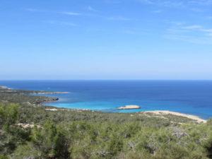 Akamas Halbinsel E4 Zypern