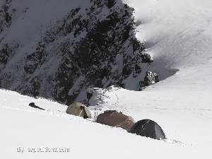 Karakol Peak, Kirgisistan