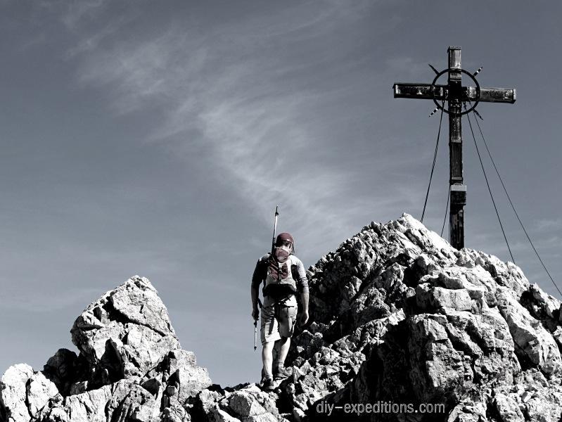 Hochlichtspitze, Lechquellengebirge