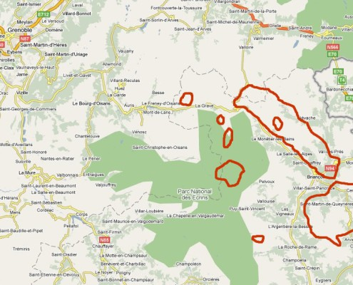 Outdoor Woche Briancon MTB Via-Ferrata Klettern Bergsteigen