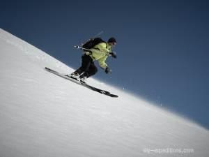 Skitour am Pizzo Cavergno
