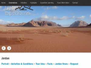 DIY Expeditions Jordanien